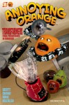 Annoying Orange #5: Transfarmers: Food Processors in Disguise! (Annoying Orange Graphic Novels) - Scott Shaw!, Mike Kazaleh