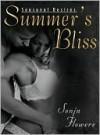 Summer's Bliss - Sonja Flowers, Tim Cross, Derek Chiado