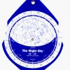 The Night Sky 30°-40° (Small) Star Finder - David S. Chandler