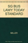 Study Guide to accompany Business Law Today - Roger LeRoy Miller