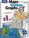 Maps, Globes, Graphs: Level C - Steck-Vaughn
