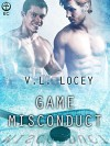 Game Misconduct - V.L. Locey