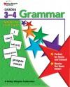 Grammar Gr 3-4 - Carson-Dellosa Publishing, Carson-Dellosa Publishing