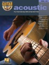 Acoustic Guitar Play-Along: Vol. 10 (Hal Leonard Guitar Play-Along) - Songbook