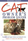 The Cat Owner's Problem Solver - John Bower