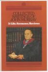 Collected Writings of John Murray, Vol.3: Life, Sermons and Reviews - John Murray