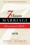 7-Minute Marriage Devotional Bible, The: Interactive Couples' Devotions that Change Everything - Stephen Arterburn