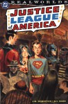 Realworlds: Justice League Of America - J.M. DeMatteis, Glenn Barr
