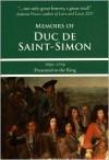Memoirs of Duc de Saint-Simon, 1691-1709: A Shortened Version - Lucy Norton