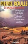 Étrange planète - Pierre Boulle