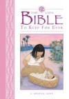 Lion Bible to Keep for Ever (Pink): A Special Gift - Lois Rock, Sophie Allsopp