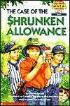 The Case of the Shrunken Allowance - Joanne Rocklin, Marilyn Burns