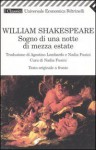 Sogno di una notte di mezza estate - Agostino Lombardo, Nadia Fusini, William Shakespeare