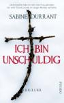 Ich bin unschuldig: Thriller (German Edition) - Sabine Durrant, Elvira Willems