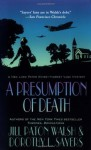 A Presumption of Death - Dorothy L. Sayers, Jill Paton Walsh