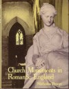 Church Monuments in Romantic England - Nicholas Penny