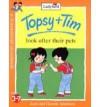 Topsy+Tim Look After Their Pets - Jean Adamson, Gareth Adamson
