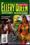 Ellery Queen Mystery Magazine, March/April 2011 (Vol. 137 No. 3 & 4) - Doug Allyn, Simon Brett, James Powell, John Morgan Wilson, Christine Poulson, Tim L. Williams, Eric Wright, David Dean, Robert Barnard, Terence Faherty, Trina Corey, Judith Cutler, Edward D. Hoch, Peter Turnbull, Dave Zeltserman, Margaret Maron, Erika Jahneke, Patrícia Me