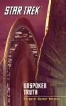 Star Trek: The Original Series: Unspoken Truth - Margaret Wander Bonanno
