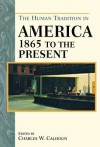 The Human Tradition in America from 1865 to the Present - Charles W. Calhoun