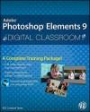 Photoshop Elements 9 Digital Classroom, (Book and Video Training) - AGI Creative Team