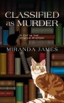 Classified as Murder - Miranda James