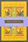 The Four Agreements with Companion Special Edition - Miguel Ruiz, Janet Mills