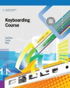 Keyboarding Course, Lessons 1-25 - Susie H. VanHuss, Connie M. Forde, Donna L. Woo