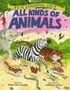 Fun Find Out All Kinds Animals Pa - Rosie McCormick, Anthony Lewis