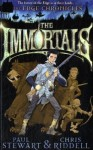The Immortals: The Book of Nate (The Edge Chronicles, #10) - Paul Stewart, Chris Riddell