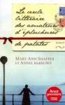 Le cercle littéraire des amateurs d'épluchures de patates (Relié) - Mary Ann Shaffer, Annie Barrows