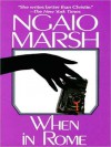 When in Rome (MP3 Book) - Ngaio Marsh, Nadia May