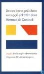 De 100 beste gedichten van 1996 - Herman de Coninck