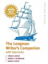 The Longman Writer's Companion with Exercises: Includes 2009 MLA Guidelines - Chris M. Anson, Robert A. Schwegler, Marcia F. Muth