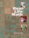 Real Life Math 2v - K. Lee Lerner