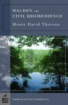 Walden and Civil Disobedience (paper) - Henry David Thoreau, Jonathan Levin