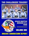 The Report of the Presidential Commission on the Space Shuttle Challenger Accident - The Tragedy of Mission 51-L in 1986 - Volume One of the Rogers Commission Report - Rogers Commission, Presidential Commission on the Space Shuttle Challenger Accident, World Spaceflight News, NASA
