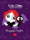 Ruby Gloom (Staged Fright Series #3) - Rebecca McCarthy