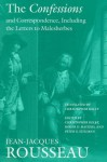The Confessions & Correspondence Including the Letters to Malesherbes (Collected Writings 5) - Jean-Jacques Rousseau, Roger D. Masters, Christopher Kelly, Peter G. Stillman