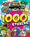Trash Pack 1000 Stickers - Parragon Books