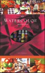 Watercolor Masterclass: A Complete Guide Plus 14 Inspirational Projects - Ian Sidaway
