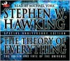 The Theory of Everything - Stephen Hawking, Michael York