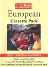 European Cassette Pack - Martin Gostelow
