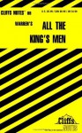 All the King's Men (Cliffs Notes) - L. David Allen