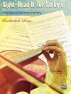 Sight-Read It for Strings: Conductor's Score - Bob Phillips, Andrew H. Dabczynski, Richard Meyer