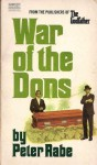 War of the Dons - Peter Rabe