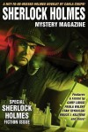 Sherlock Holmes Mystery Magazine #5 - Marvin Kaye, Carla Coupe, Gary Lovisi, Marc Bilgrey, Stan Trybulski, Len Moffatt, Paula Volsky, Robert Eighteen-Bisang, Bruce I. Kilstein, Lenny Picker, Alan McCright, M.J. Elliott, Mark Wardecker, John H. Watson, Mrs. Hudson