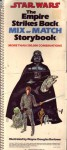 Star Wars, The Empire Strikes Back Mix or Match Storybook - Wayne Barlowe