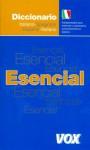 Diccionario Esencial Italiano Espaol-Espaol Italiano - Vox