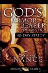God's Armorbearer 40-Day Devotional and Study Guide: 1 & 2 (God's Armor Bearer) - Terry Nance